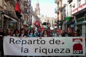 CGT exige la depuración de cargos responsables de la situación de Bankia y pide respeto para los trabajadores