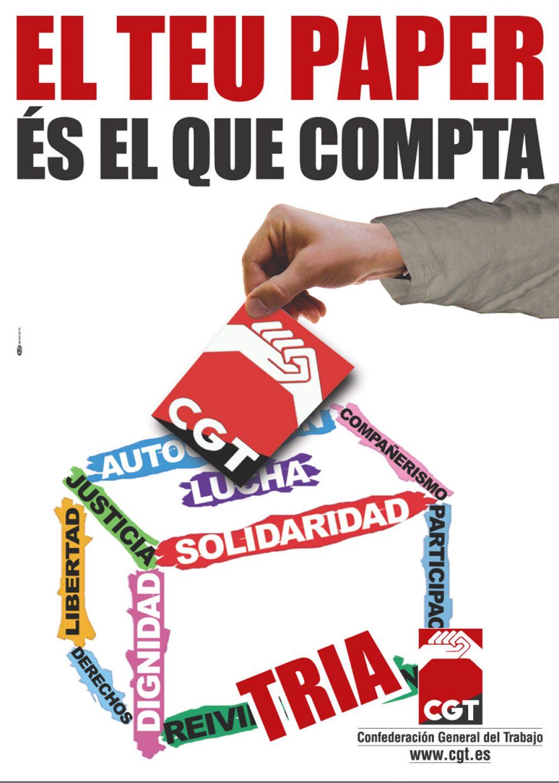 CGT entra en el comité de empresa de Telefónica Móviles de Valencia