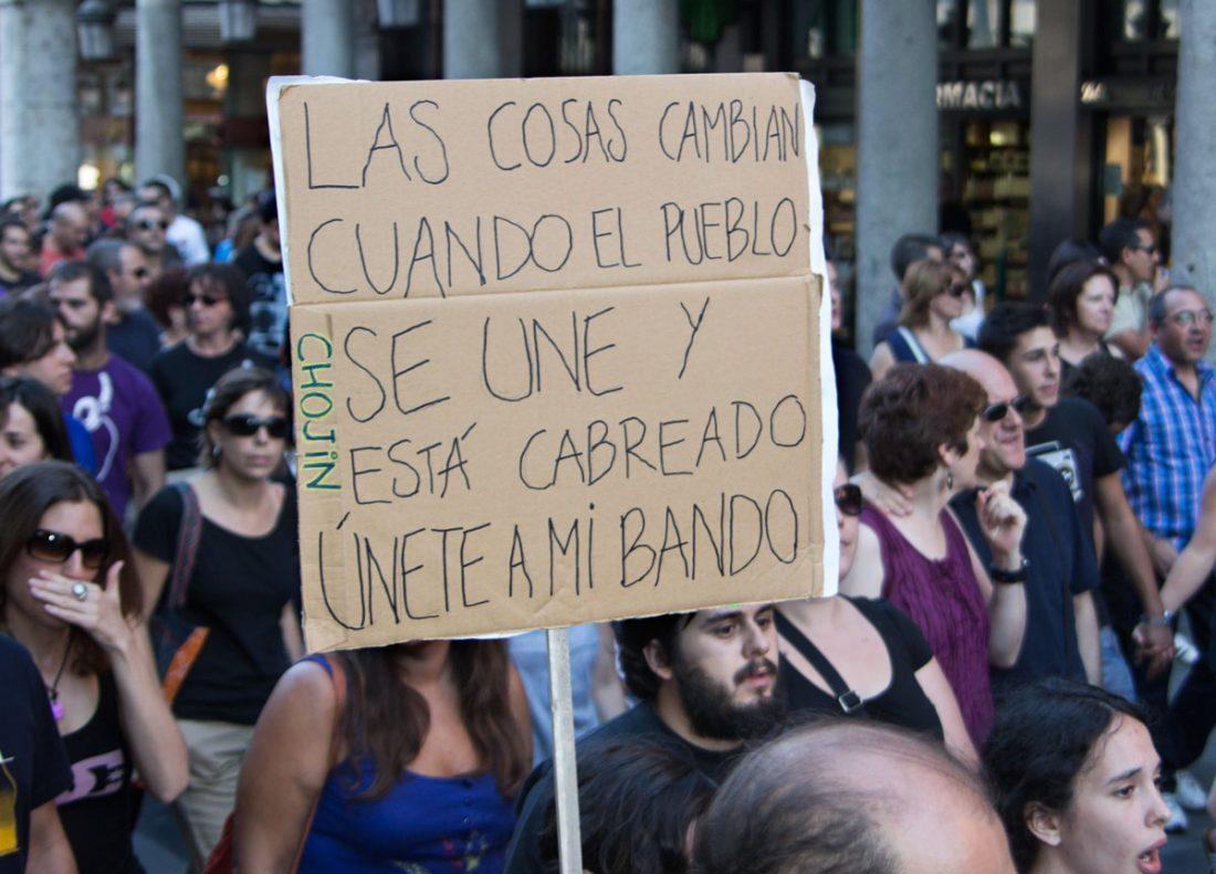 19J. Tod@s a tomar las calles contra las agresiones del gobierno del PP