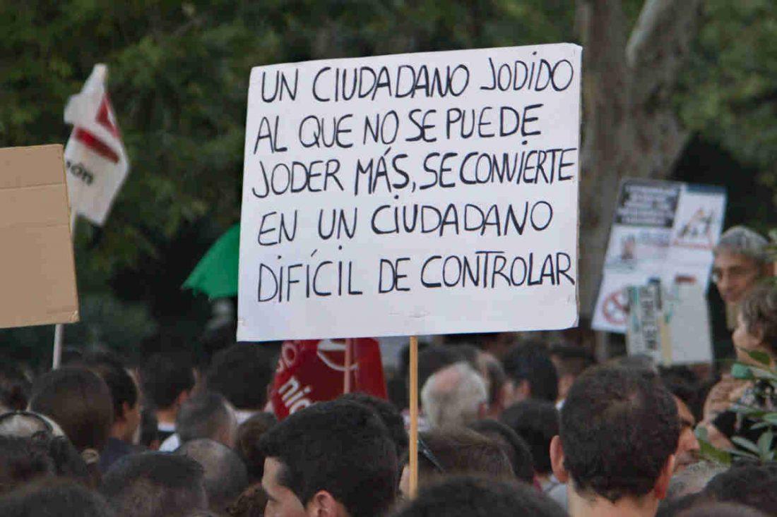 El paro sigue aumentando gracias a las reformas de Rajoy. Para la CGT el conflicto social está servido