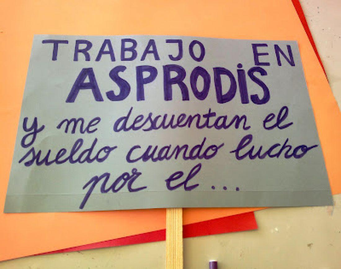#DiscapacidadEnLucha… Con compañeros así merece la pena seguir luchando!!