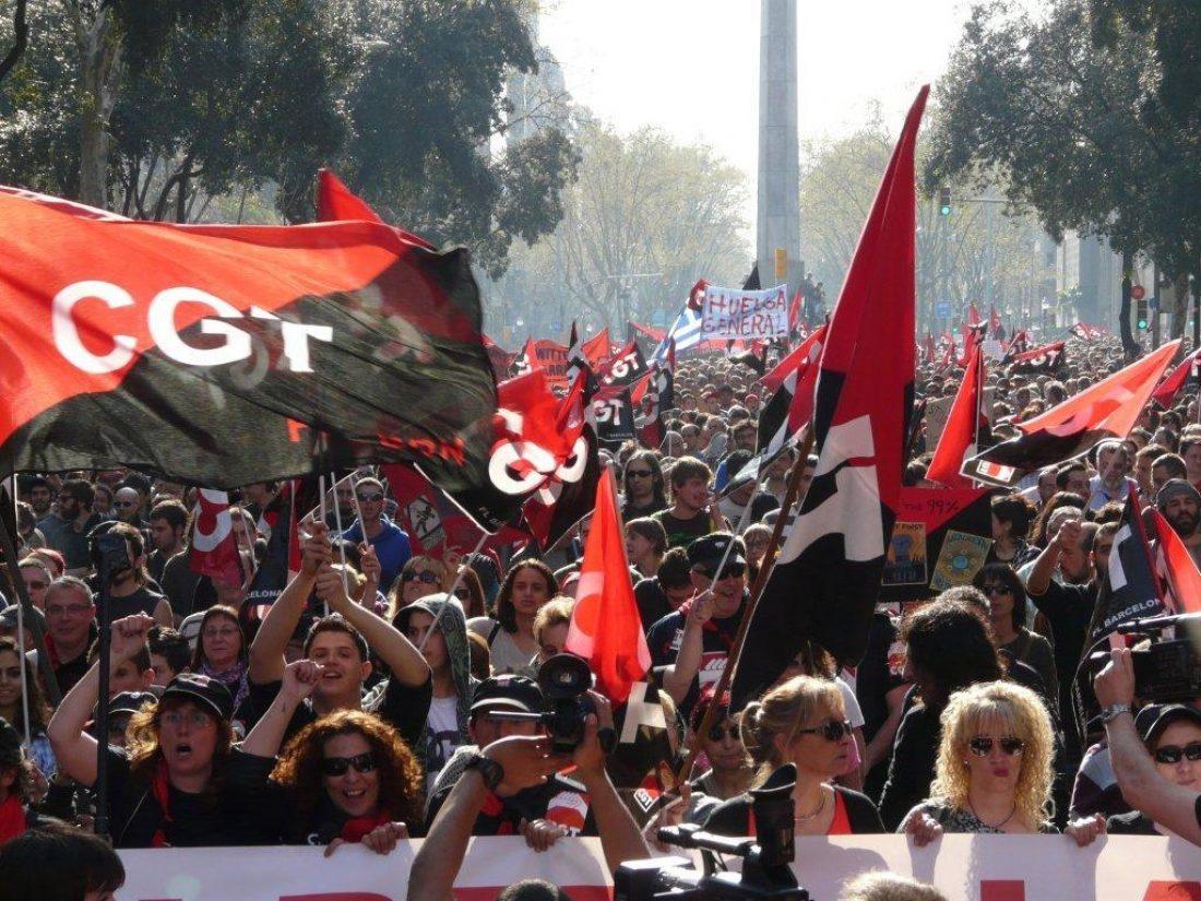 La CGT de Cataluña elige nuevo Secretario General y Secretario de Comunicación