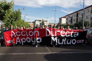 Manifestación Albitren Valladolid