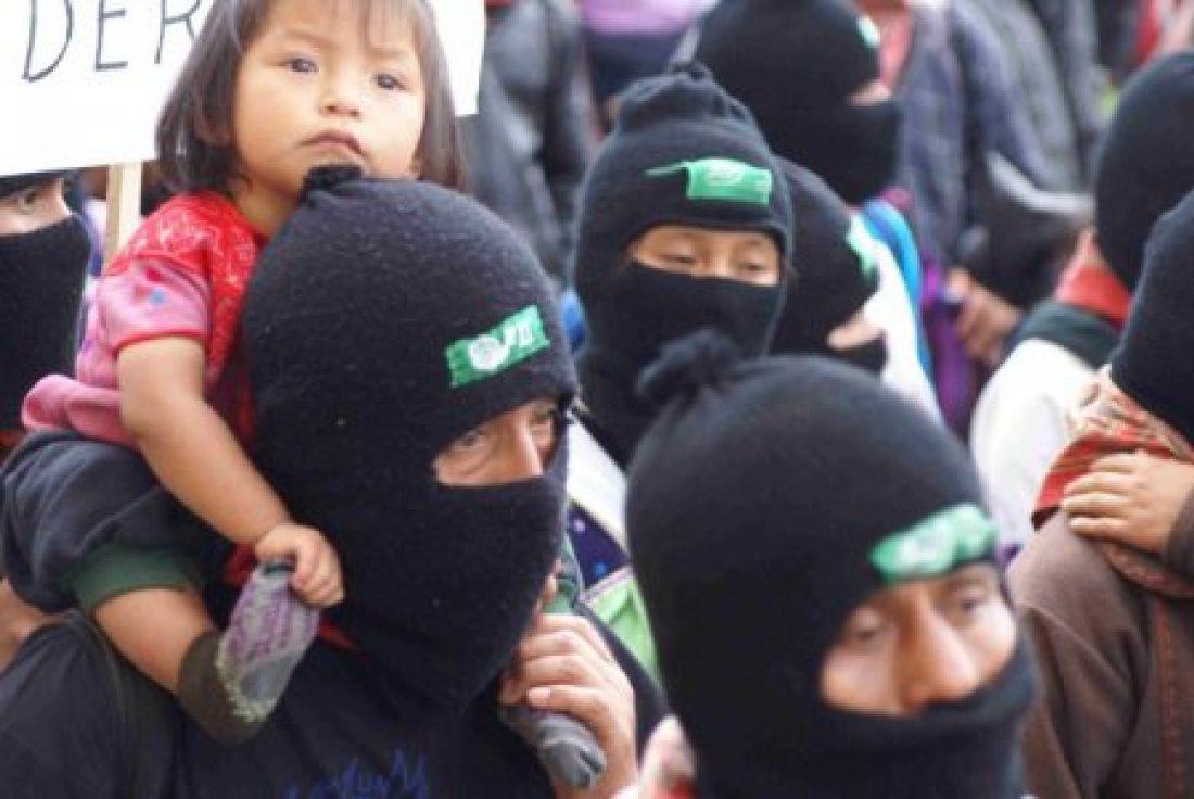 ALERTA: Videomensaje de l@s Zapatistas de San Marcos Avilés