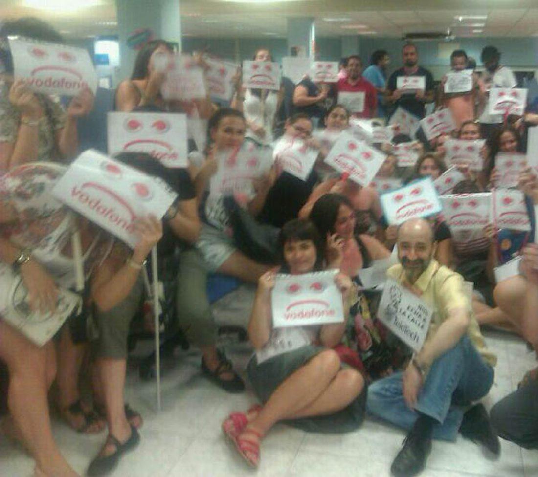 La lucha contra el cierre de TeleTech. Madrid 26J y Valencia