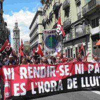 CGT Barcelona ante las medidas del Gobierno