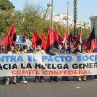 La CGT ante el nuevo plan de ajuste del gobierno. Llamamiento a la movilización. Huelga General en otoño