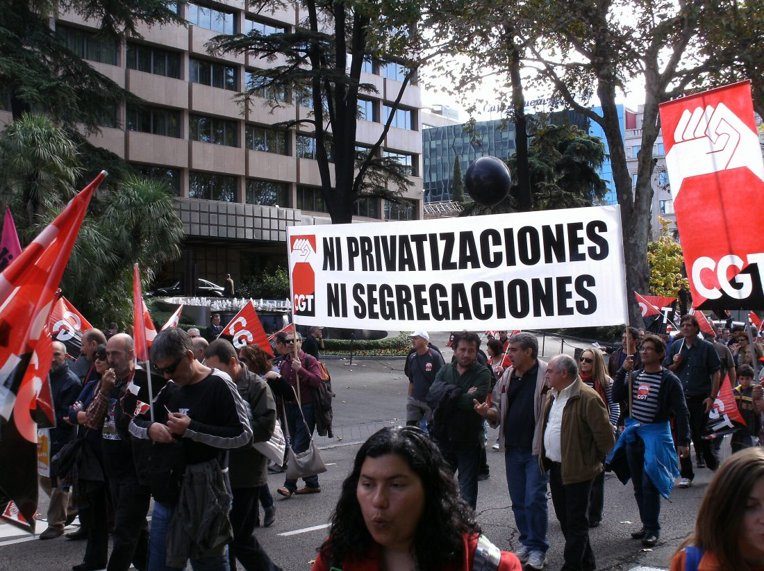 Convocatoria de huelga en Adif, FEVE y Renfe Operadora para el 3 de agosto