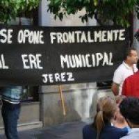 11 Julio: Marcha y concentración en Sevilla contra el ERE del Ayuntamiento de Jerez