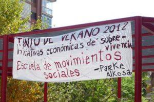 Tinto de Verano. Manifestación el 23J en protesta por los impagos de la Generalitat y el Ayuntamiento al Parke Alcosa
