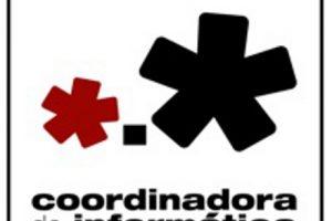 Concentración de informátic@s en Zaragoza 31-6-2012