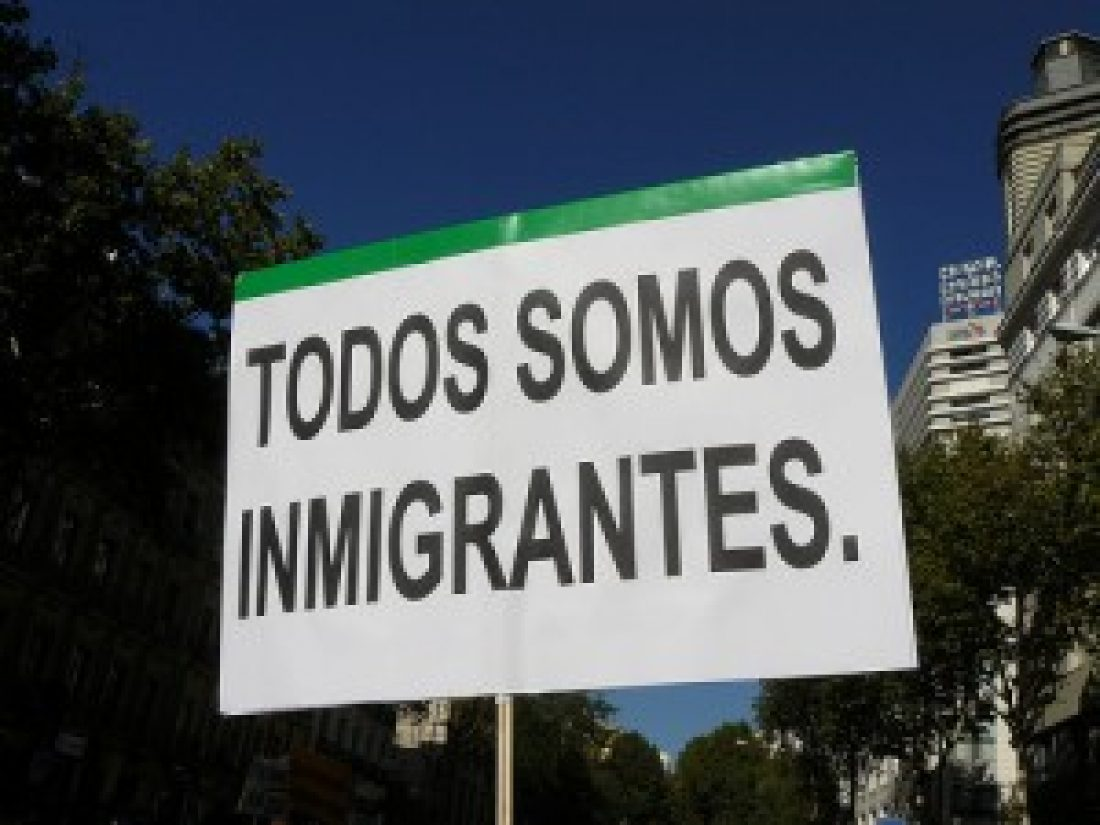 El gobierno del PP contra la población migrante