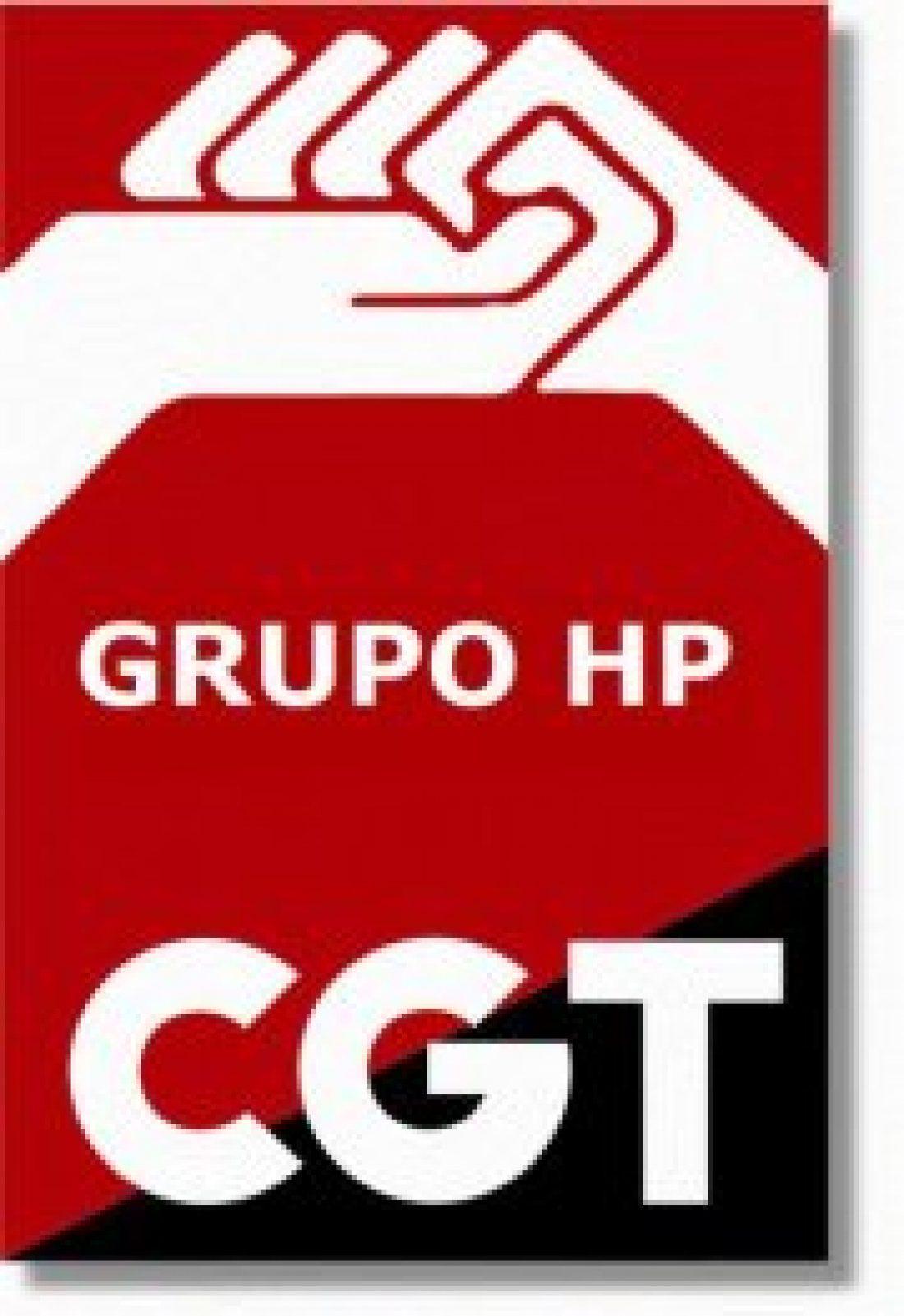 Sección Sindical de CGT en HP: 2 años de lucha sin tregua
