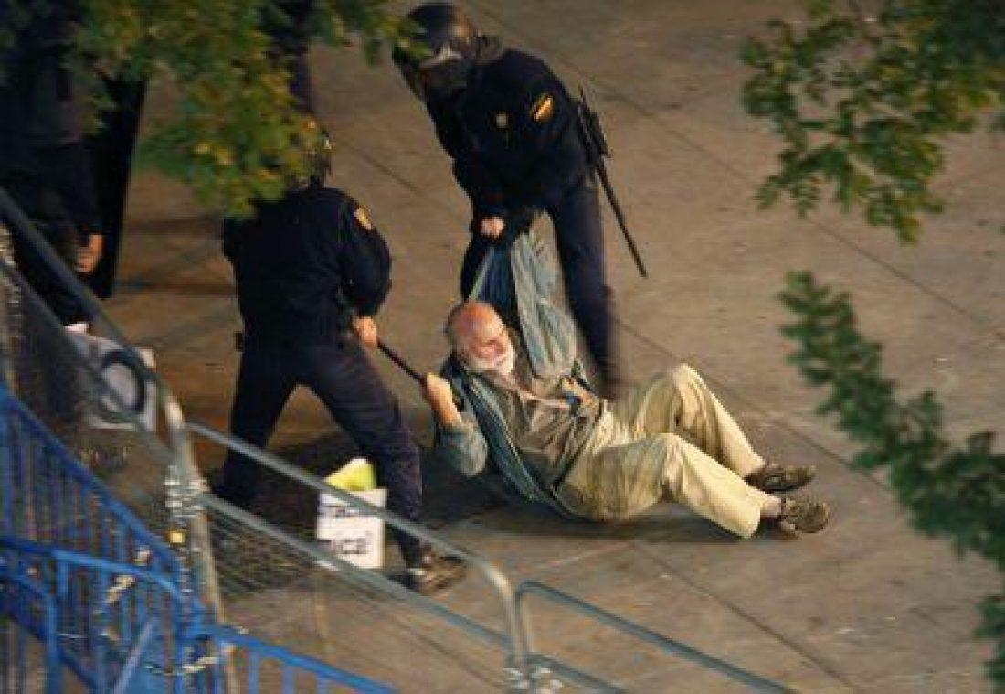 CGT denuncia el autoritarismo del gobierno  y condena la violencia policial contra la manifestación del 25s