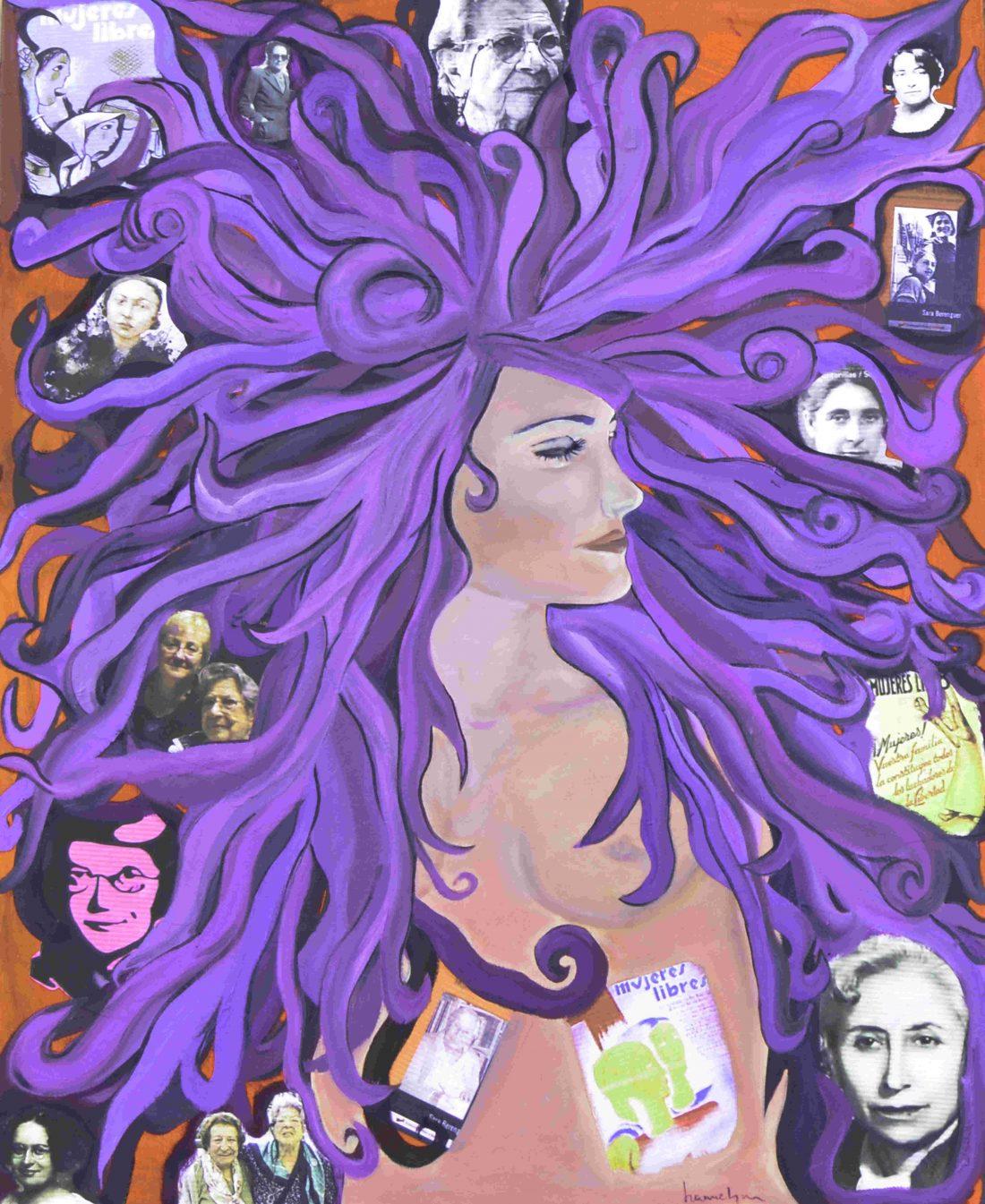 Valencia, del 24 al 28 de septiembre, Homenaje confederal a Mujeres LIbres