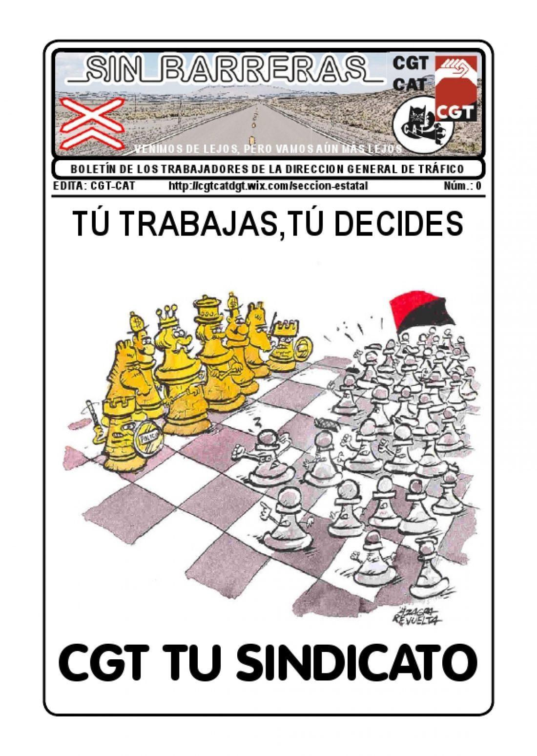 Sin Barreras núm. 0 – 2012