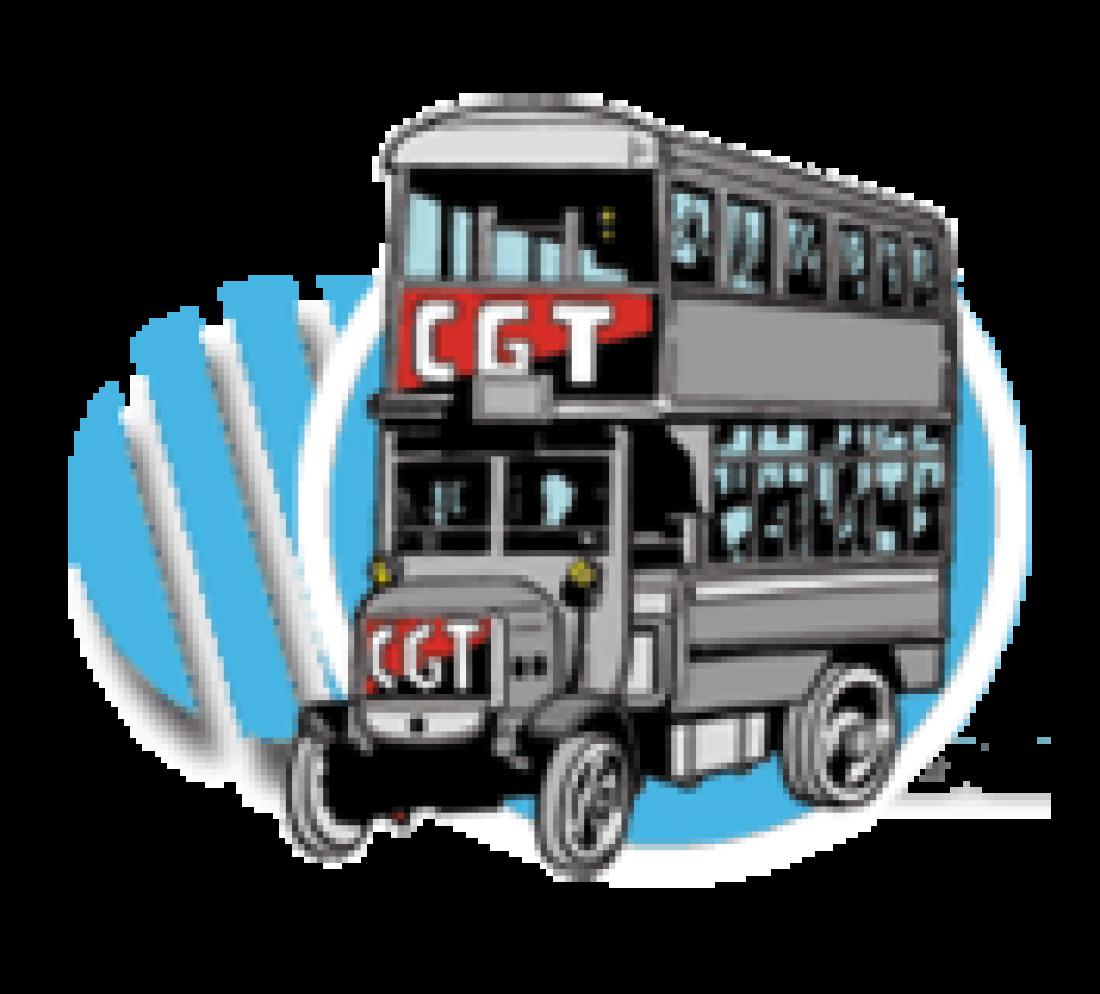 2 Autobuses de la CGT realizarán protestas contra los despidos en Hewlett-Packard