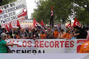 CGT Andalucía invita a los sindicatos combativos andaluces a sumarse a la Huelga General del 31 de Octubre