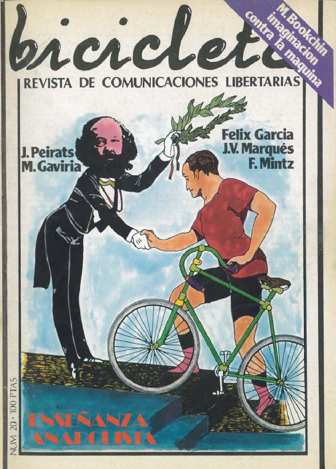 Bicicleta núm. 20