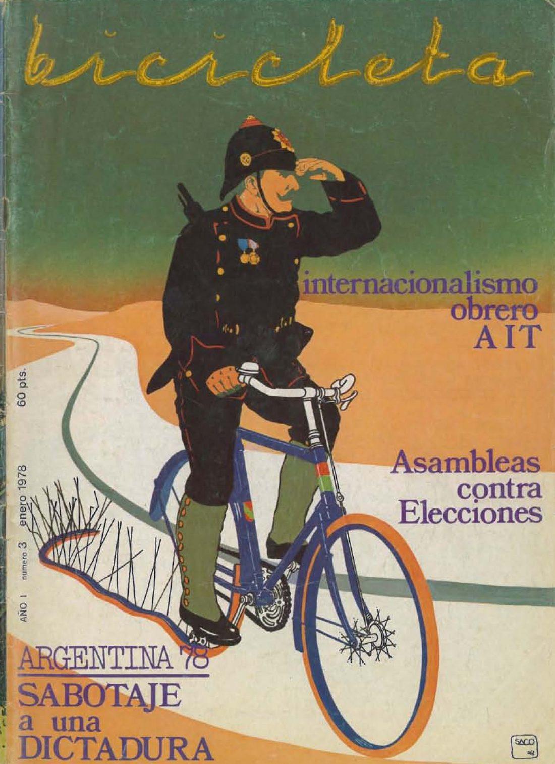 Bicicleta núm. 3