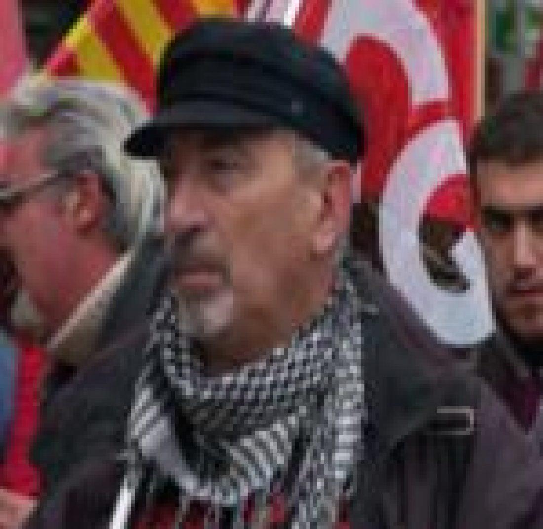 Solidaridad con Joan Pinyana sancionado por Correos