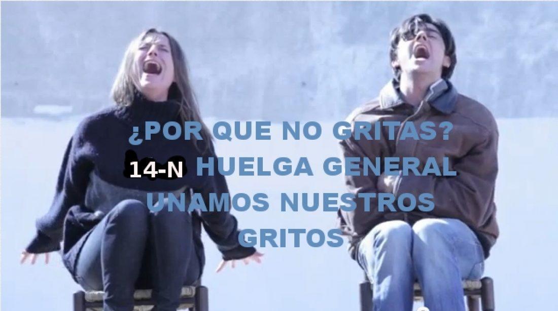 El vídeo de la CGT «Respira» se internacionaliza