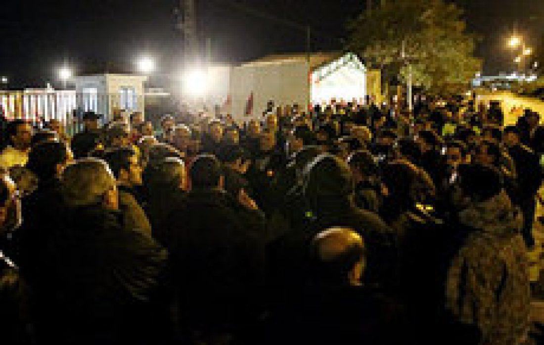 Huelga indefinida en limpiezas de Jerez
