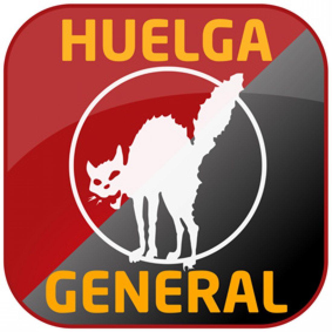 Hacia la Huelga General 14N: Actos previstos