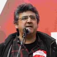 Discurso del Secretario General de la CGT, Jacinto Ceacero, en la entrega en el registro del Ministerio de la convocatoria de Huelga General del 14N