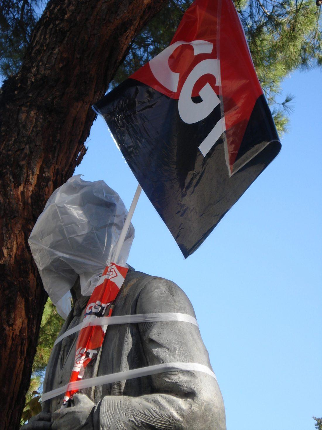 A toda la CGT: Nos vemos en la calle, nos vemos en la Huelga General