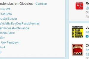La iniciativa de CGT #el14nGrita se convierte en trending topic