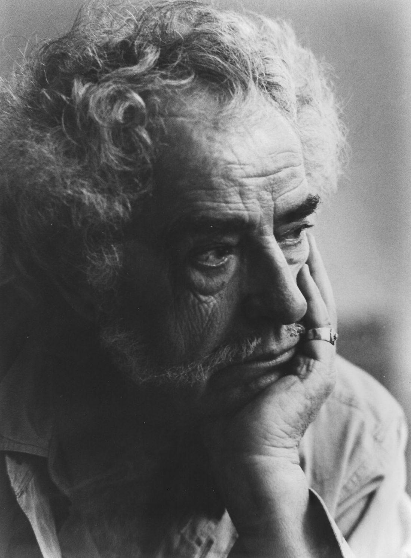 Agustín García Calvo, el compañero