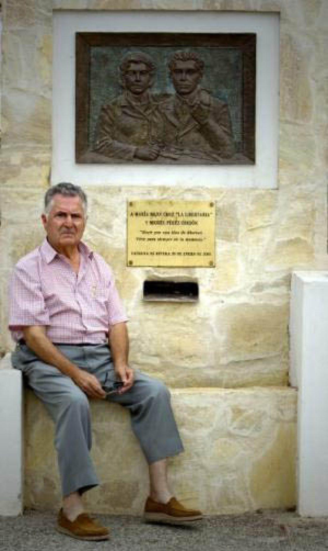 IN MEMORIAN Juan Pérez Silva, el hijo de la Libertaria
