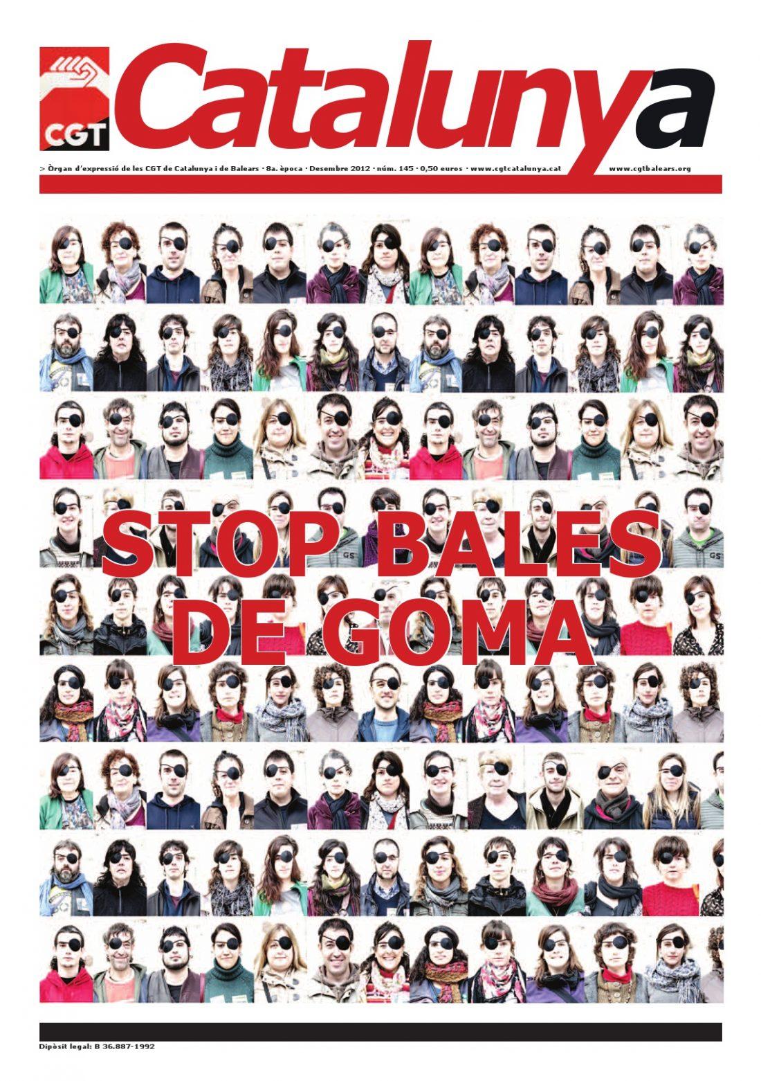 Catalunya núm. 145 – diciembre 2012