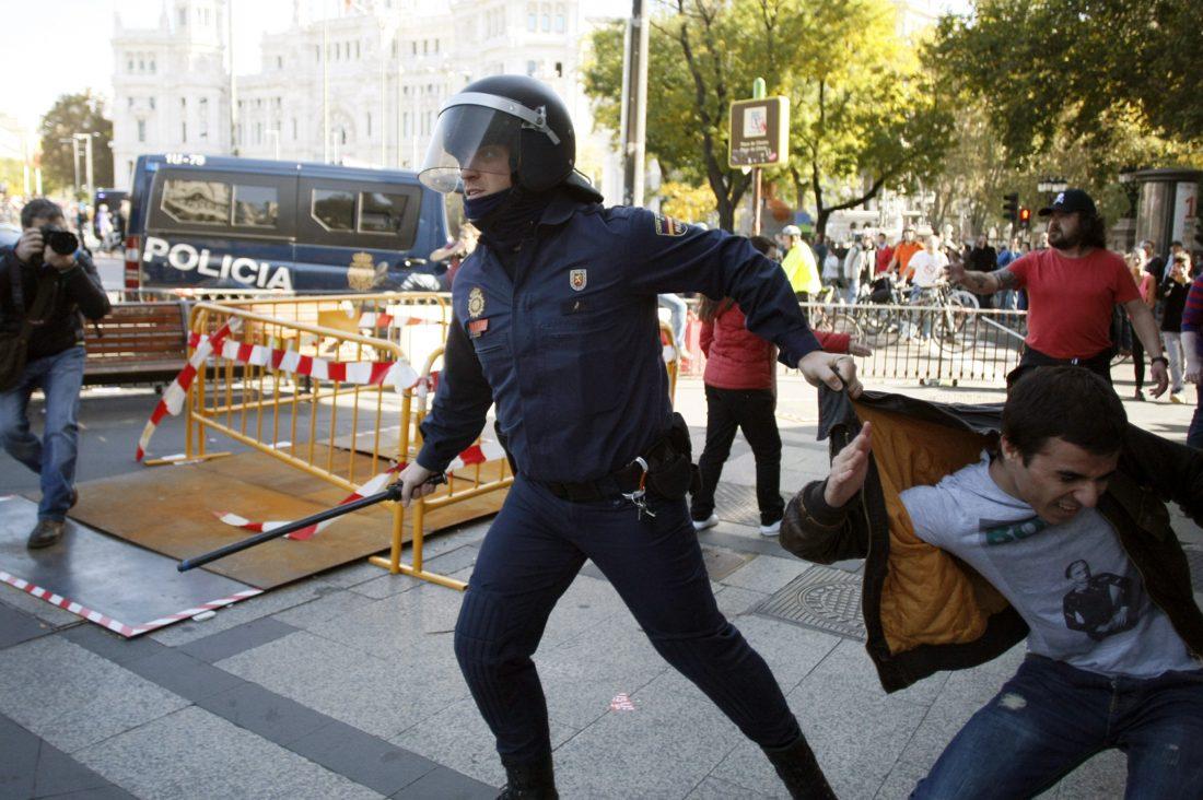 CGT contra la represión