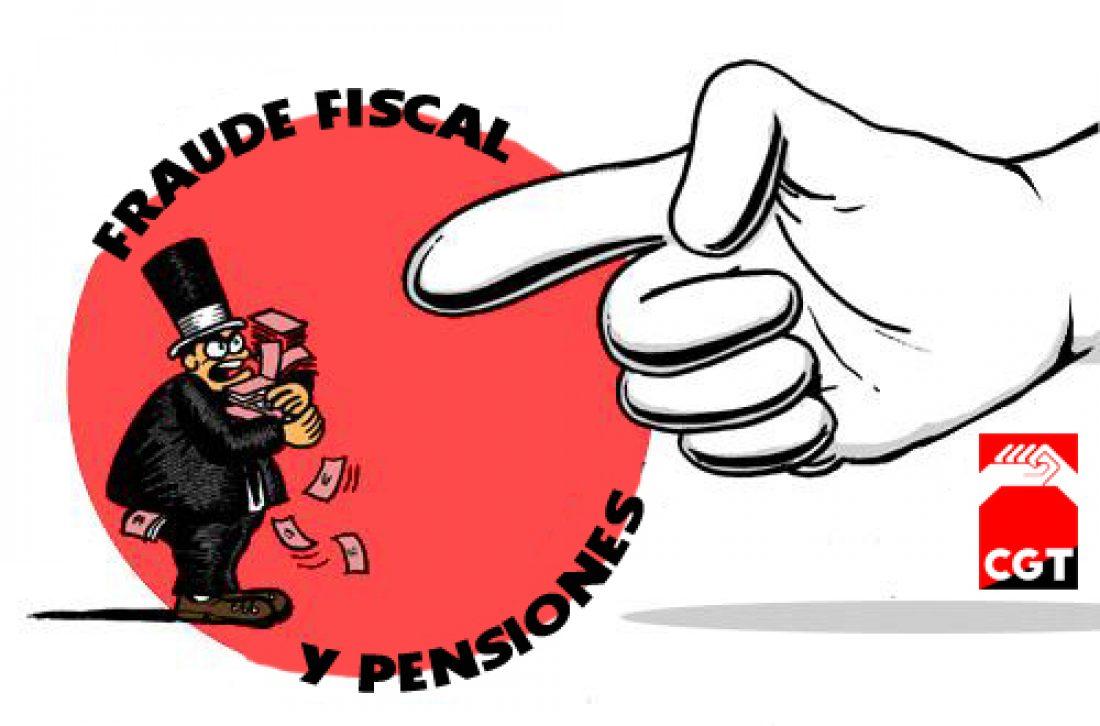 Nuevo atraco a las pensiones