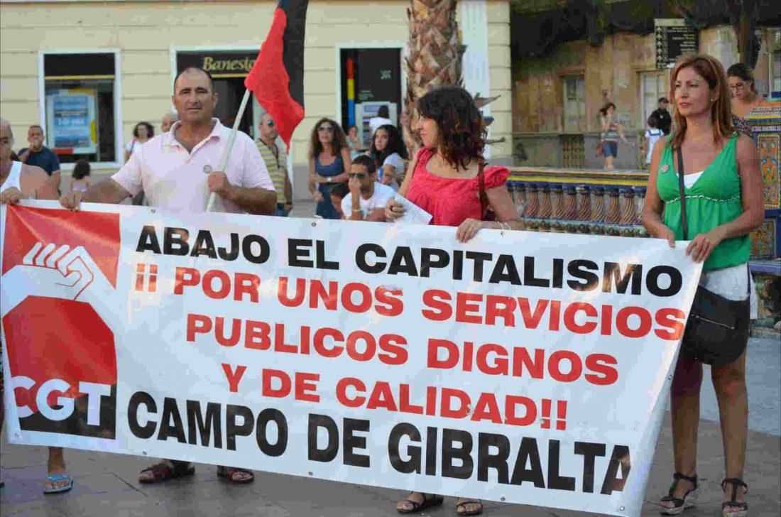 Metal Campo de Gibraltar. El empresariado rompe la esencia del convenio: La estabilidad en el empleo.