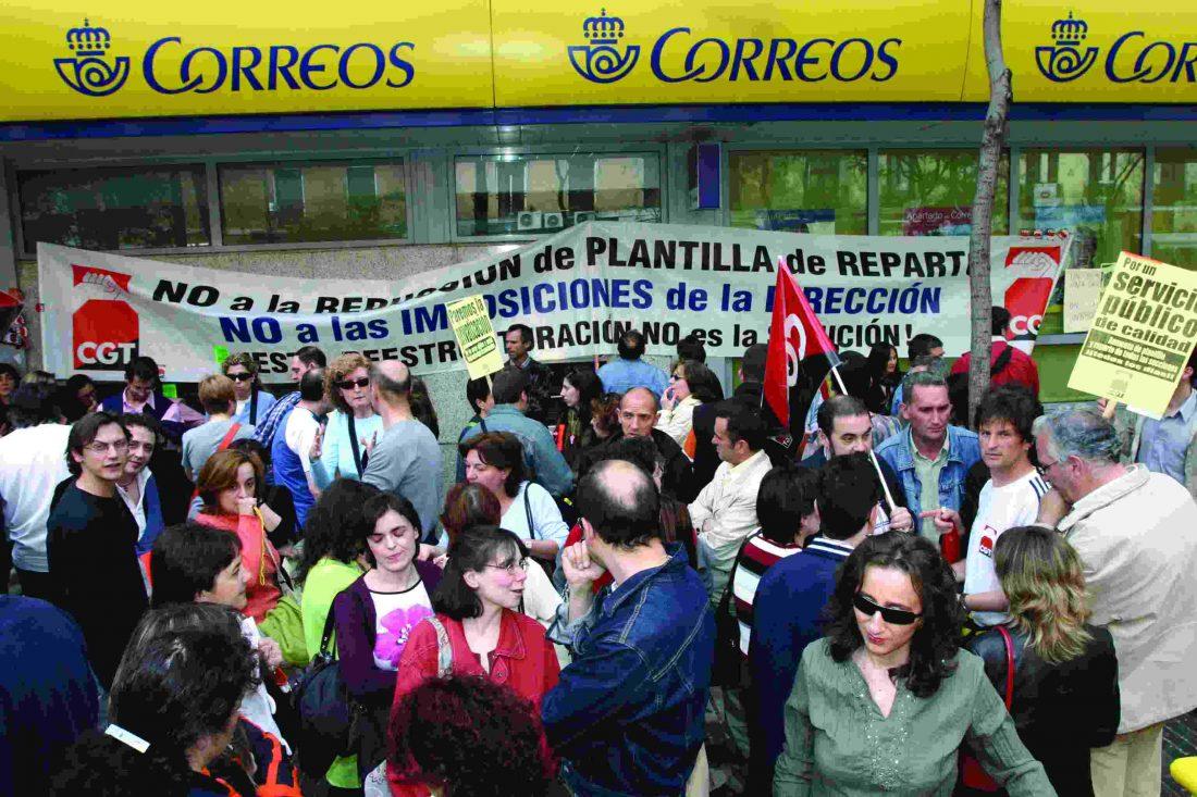 CGT denuncia discriminación postal en el interior rural de Castellón