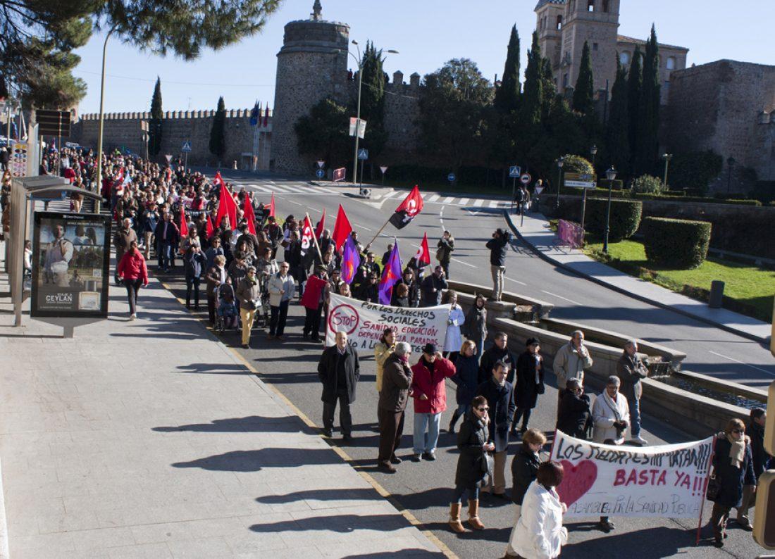 CGT exige a la Junta  de Castilla-La Mancha las ayudas de Emergencia Social