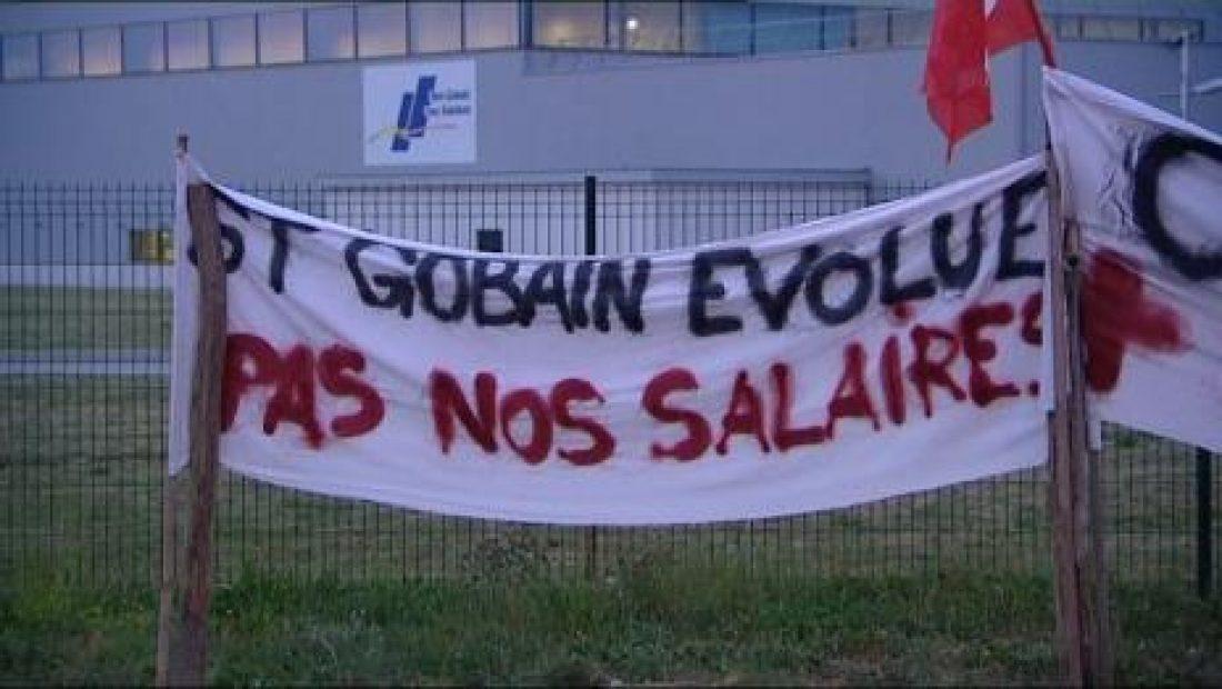 Descuelgue convenio colectivo Saint-Gobain Cristalería