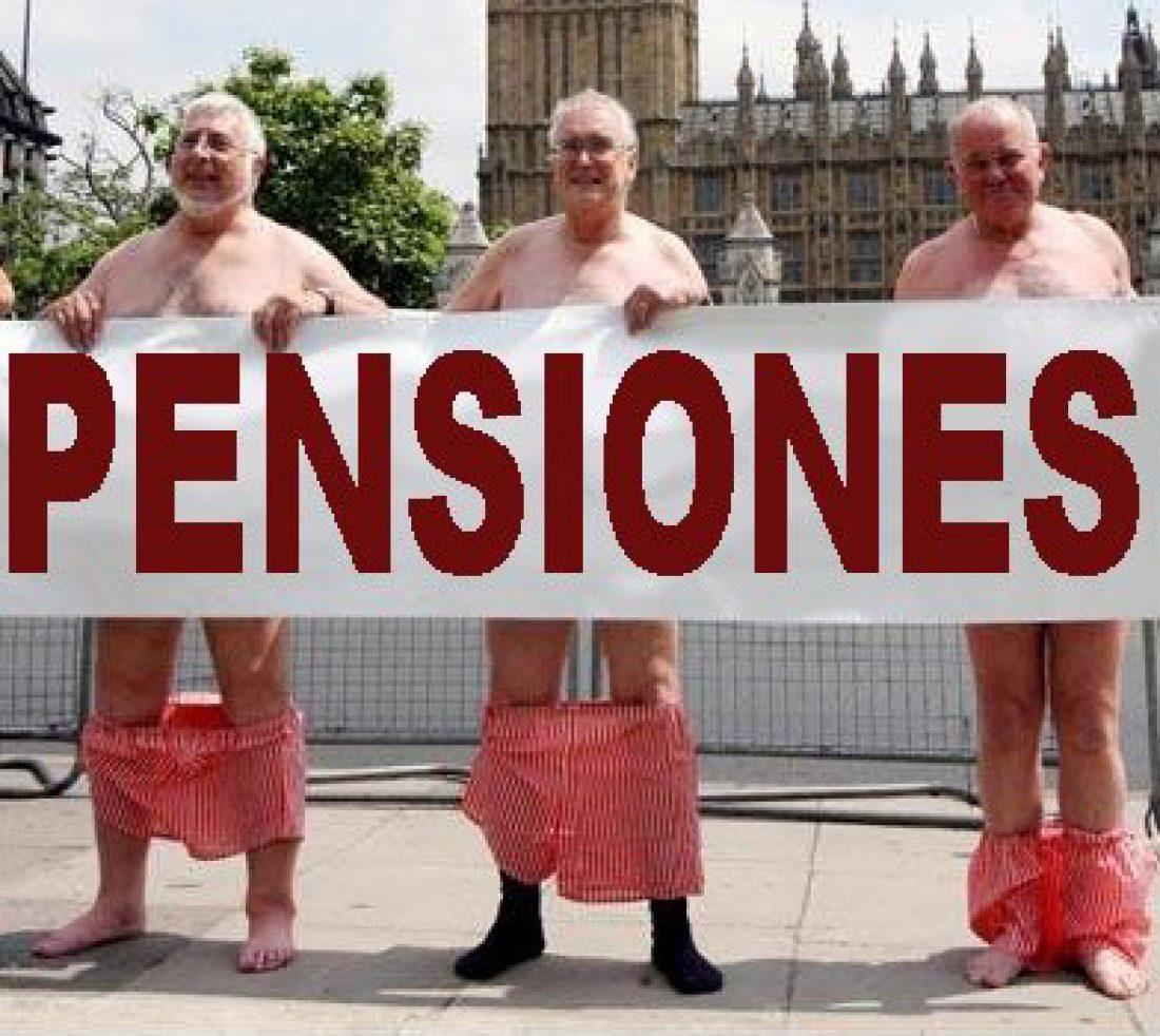 La pensión es un derecho social