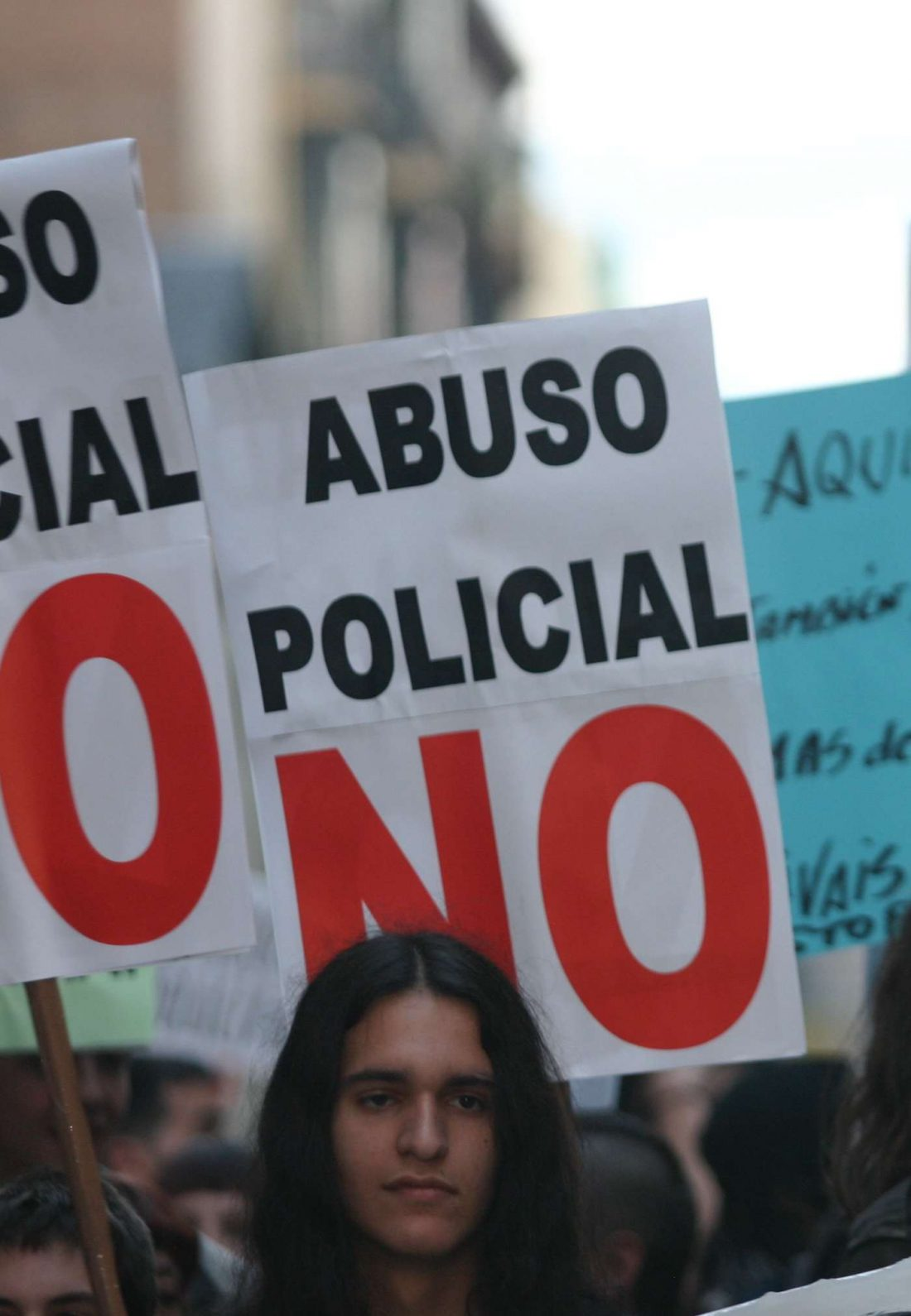 Detenidos 3 jóvenes activistas en Castellón
