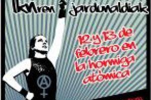Mesa redonda en Streaming: «Mujer y sindicato: análisis de un desencuentro» y presentación del facsímil de la revista Mujeres Libres