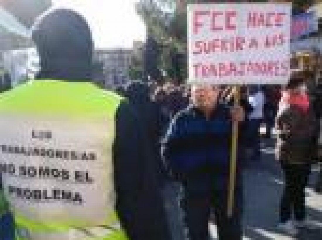 CGT rechaza el acuerdo alcanzado en FCC de Valencia