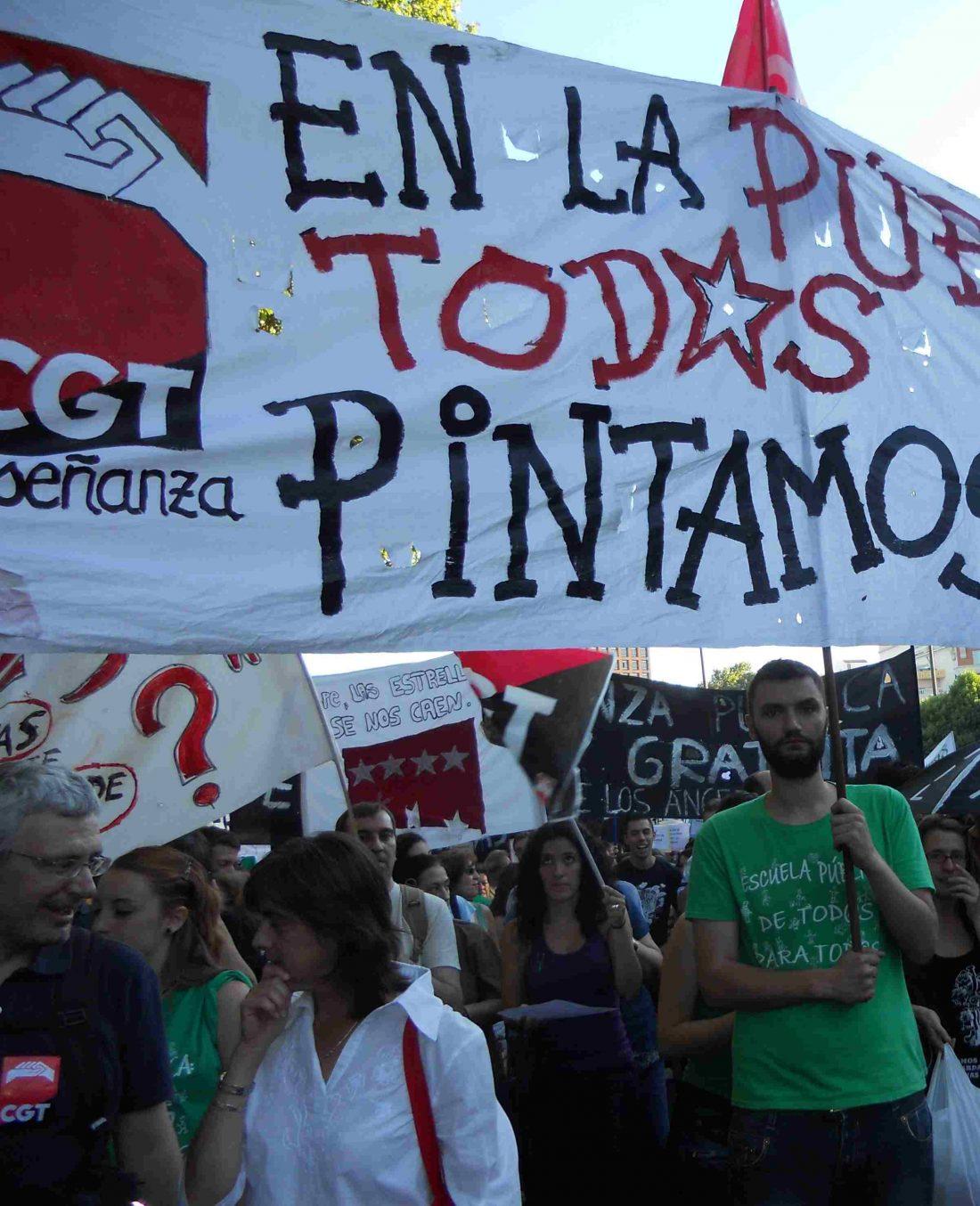 CGT Enseñanza Andalucía. Raquitica, escualida, ínfima, insultante e ilegal convocatoria de puestos de trabajo en enseñanza primaria