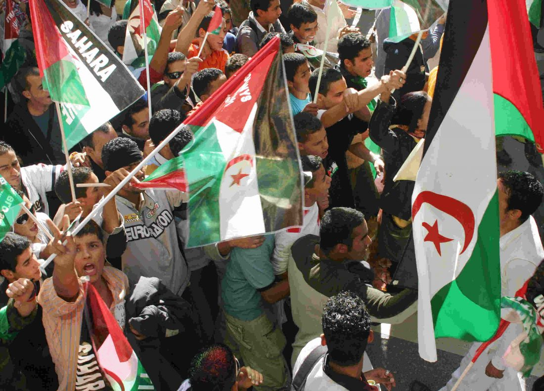 La CGT denuncia la represión al pueblo saharaui