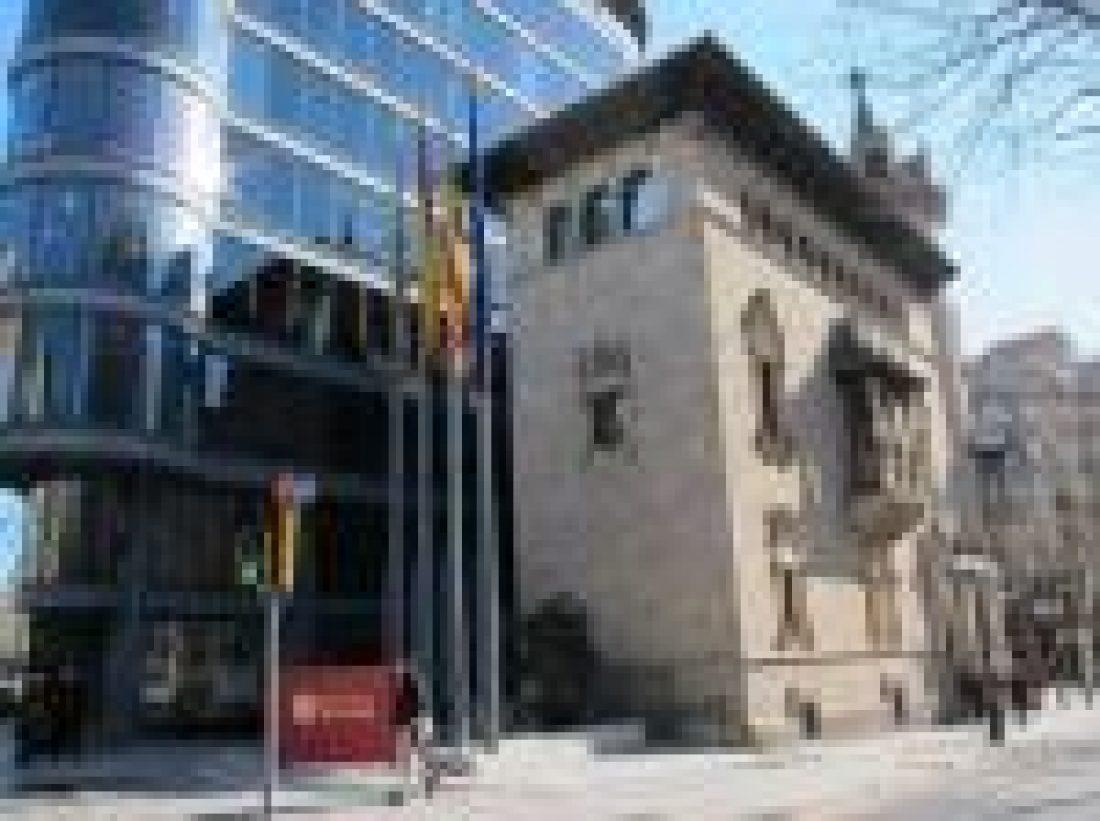 Finaliza el encierro de delegadxs de CGT en la Diputación de Barcelona tras la concentración de esta mañana