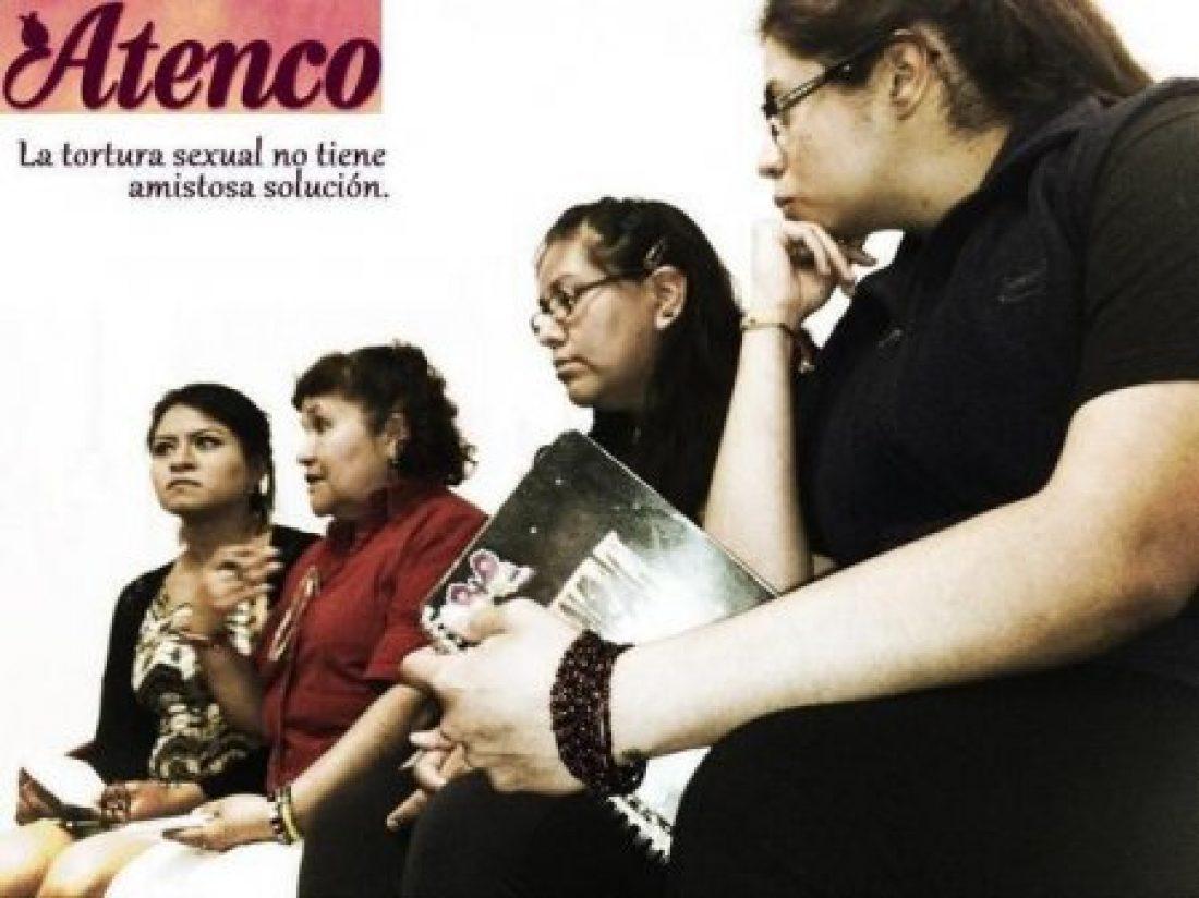 Comparecencia de las Mujeres de Atenco y del Estado mexicano ante la CIDH [video]