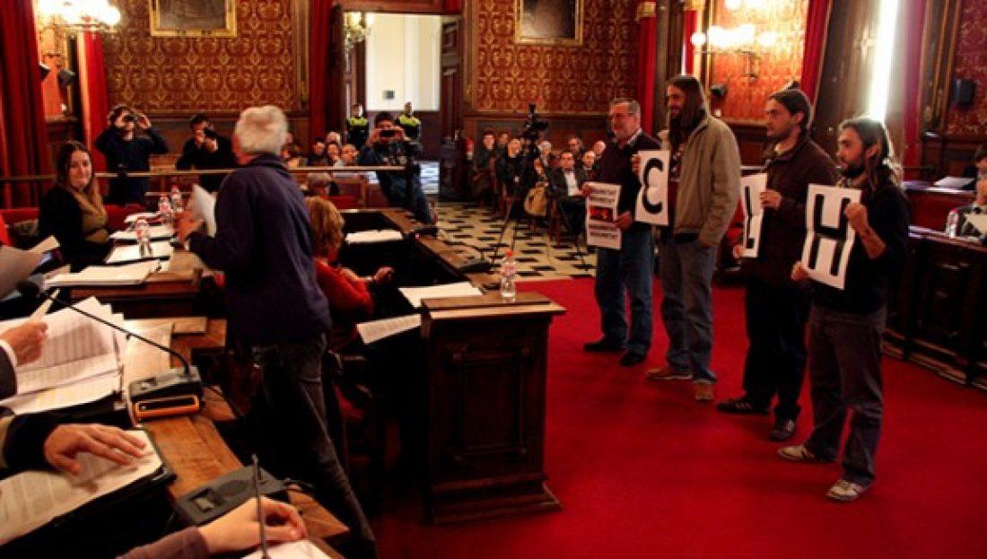 Concentración el Lunes 25 de Marzo de 2013, a las 8h. de la mañana en CLH de Tarragona