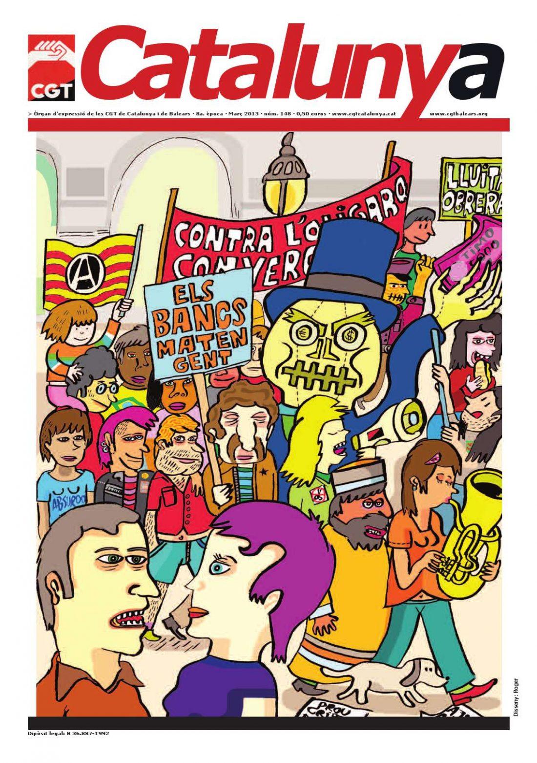 Catalunya nº 148 – marzo 2013